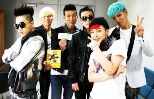 "BIGBANG, 2NE1, and Se7en Joins Sean's ""10,000 Won Miracle"" Project"