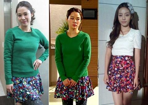 Who Wore It Better? Goo Hara vs Kim Hyun Joo