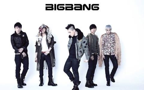 "Big Bang to Release ""THE BEST OF BIGBANG"" in November"