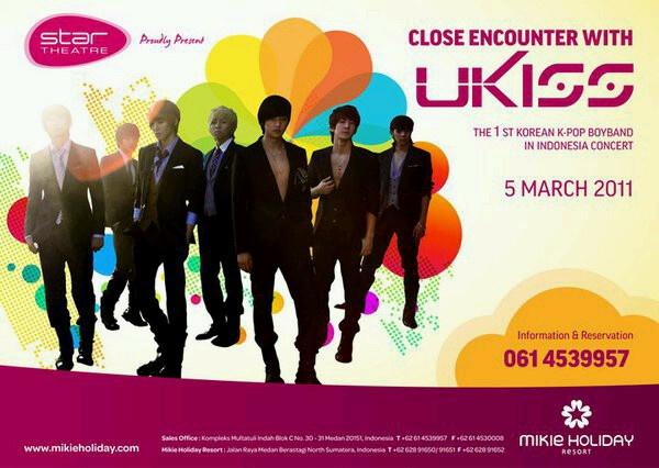 U-KISS' Last Concert With Ex-Member Alexander