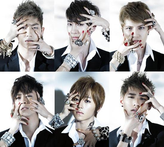 New Group HITT to Hit the K-Pop Scene