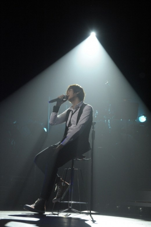 Shin Hye Sung Successfully Completes His Japanese Tour Concerts