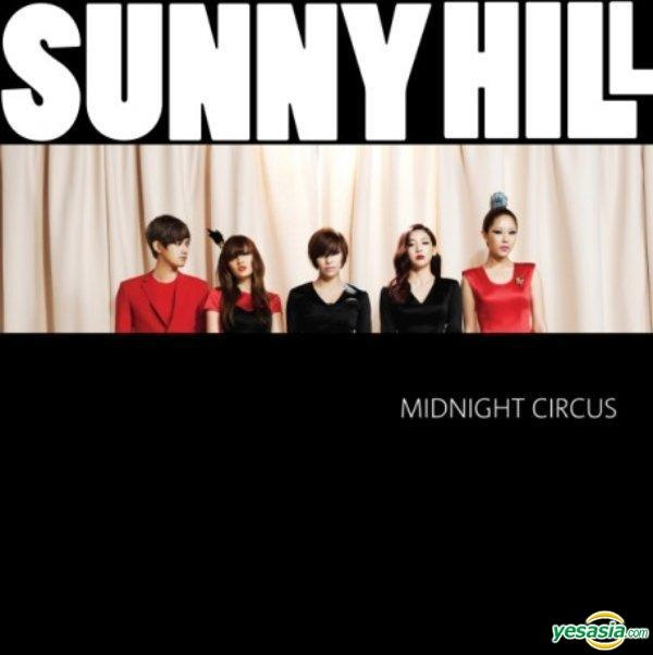 [Album Review] Sunny Hill – Midnight Circus