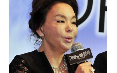Kim Soo Mi Criticizes Japanese News Reporter