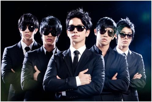 MBLAQ Transforms into Secret Agents for Photobook