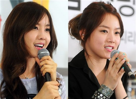 T-ara's Soyeon And Hyomin Had Been Approached By Japanese Entertainment Companies Before Their Debut