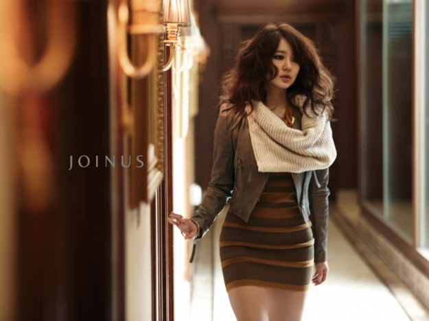 Joinus Fall 2010 Collection (Yoon Eun Hye)