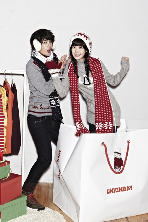 IU and Seo In Gook Attract Attention for Their Winter Photo Shoot