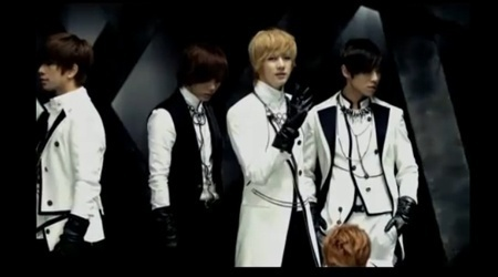 "MBLAQ Releases ""Cry"" MV"