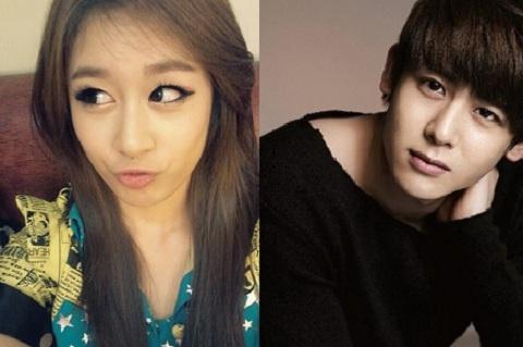 Ji Yeon and Nichkhun: Idols Who Look the Best in Real Life