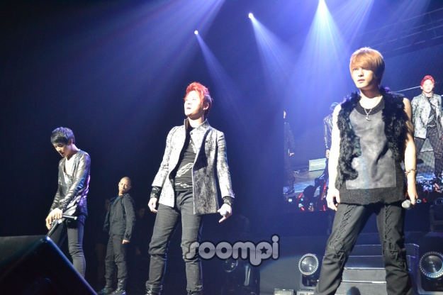 [Pictures] Exclusive Soompi Coverage JYJ's NY Showcase!