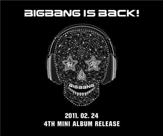 Big Bang's New Album Rocking Korean Charts