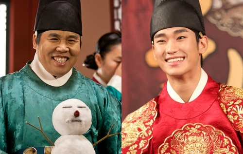 Moon That Embraces The Sun's Hwon and Hyung Sun's Reunion