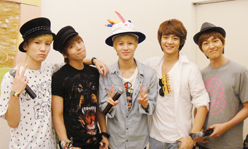 SHINee's Taemin Thanks All for Birthday Wishes
