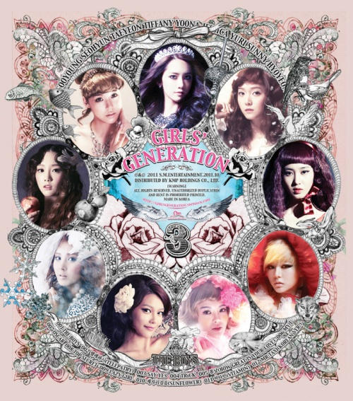 """SNSD Reveals Track List for """"The Boys,"""" Sooyoung's First Time Writing Songs"""