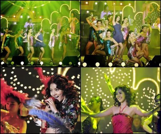 "Son Dam Bi Shows off True Dancing Skills on MBC's ""Light and Shadows"""