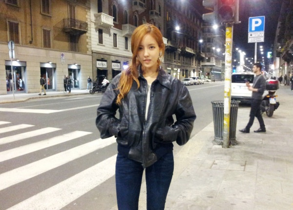 """T-ara's Hyomin Is the """"God of Shopping"""""""