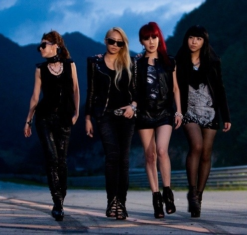 Artist of the Month- 2NE1