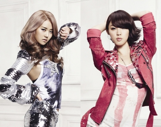 Next Cube Unit Group to Be Gayoon and Jiyoon