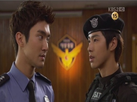 Choi Siwon and Yunho, the Perfect Combo: Poseidon is a Hit