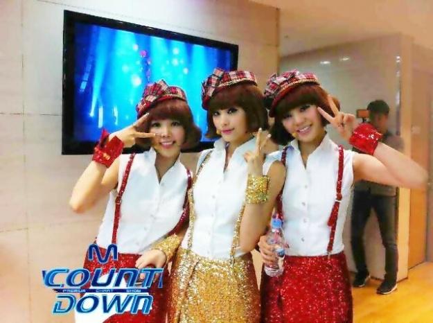 Mnet M Countdown 10.27.2011
