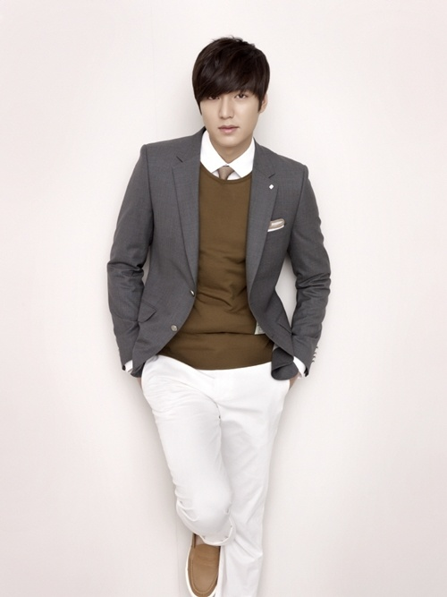 City Hunter Lee Min Ho for TRUGEN