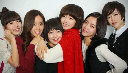 Weekly K-Pop Music Chart 2010 – January Week 3