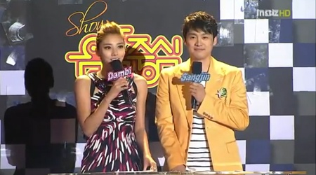 MBC Music Core 10.02.10 Performances