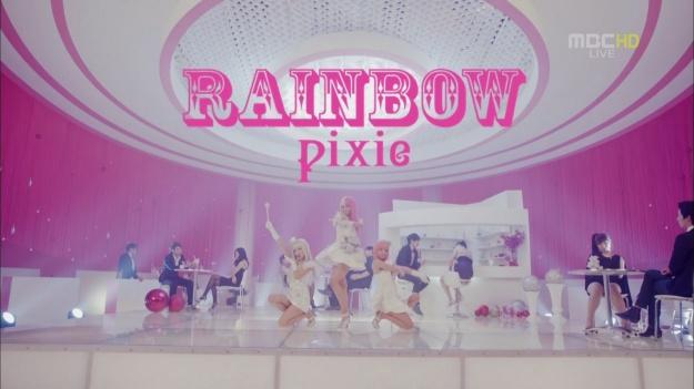 """Rainbow Pixie: """"We Are Funny, Haughty, Prankster Fairies"""""""