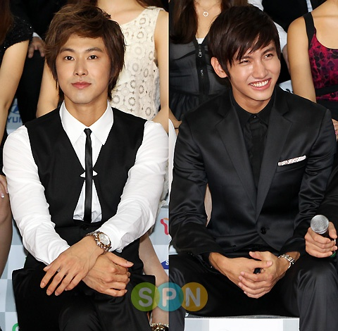 TVXQ's Changmin And Yunho Preparing For Comeback?
