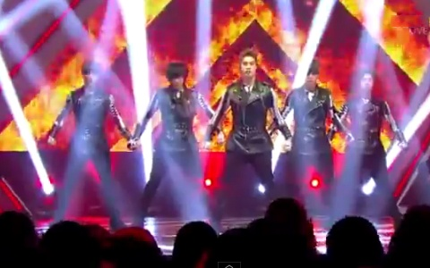 "MBLAQ Has Their Goodbye Stage for ""Run"" on Music Core"