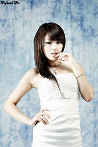 White Dress Gallery (Hwang Mi Hee)