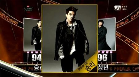 Mnet M! Countdown 02.10.11
