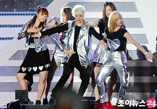 Weekly K-Pop Music Chart 2011 – May Week 4