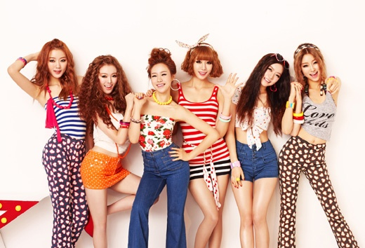 Dal Shabet Changes Comeback Outfit Concerned About Controversy