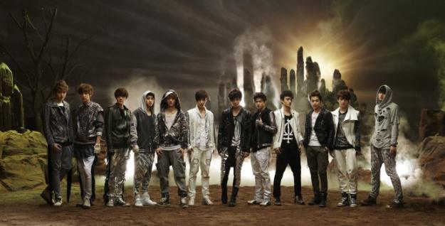 EXO Members' Past Photos Released