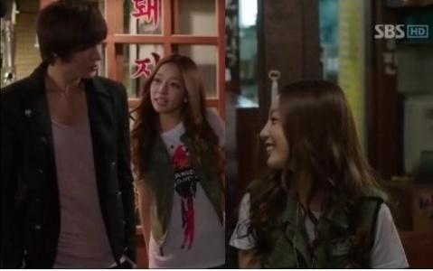 Fashion Closet: Suzy, Goo Hara, Go Ara, Gong Hyo Jin's Stylish Parrot Tops