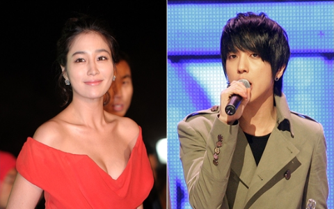 Lee Min Jung Close Friends with CNBlue's Jung Yong Hwa?