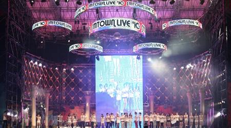 SM Entertainment's SMTown Live World Tour Heads to Europe