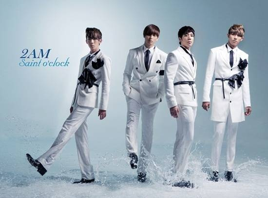 2AM Makes It to Number One in Taiwan