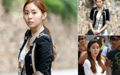 After School's UEE Shows Off Her 20 Facial Expressions