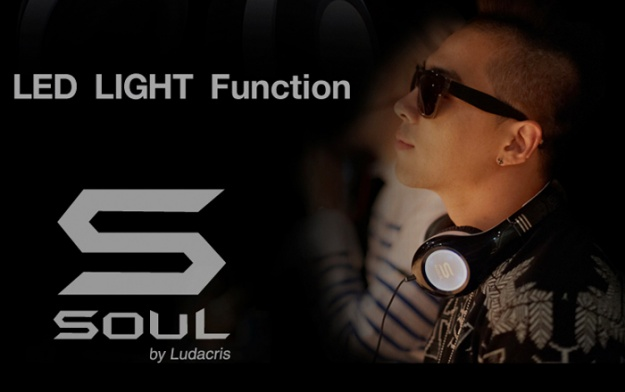 "Big Bang Poses with ""Soul by Ludacris"" Headphones"