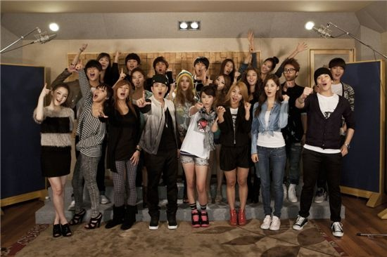 K-Pop Idols To Promote Song For G20 Summit