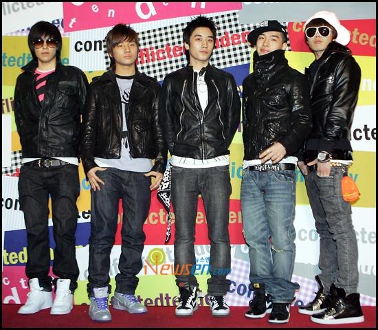 YG Will Put His Heart and Soul into Big Bang