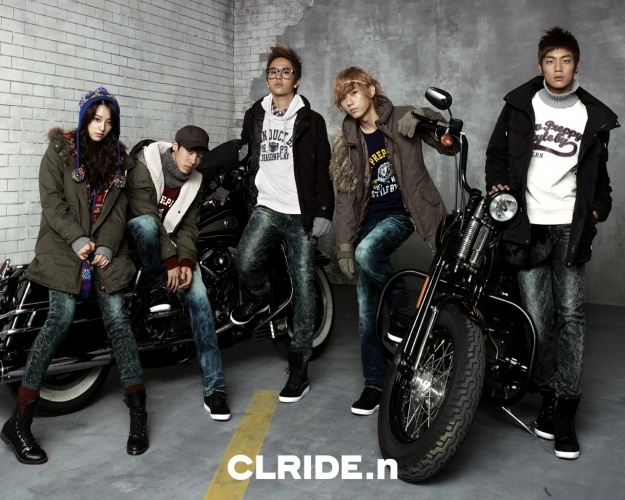 Behind the Scenes Video of B2ST's CLRIDE.n Photo Shoot