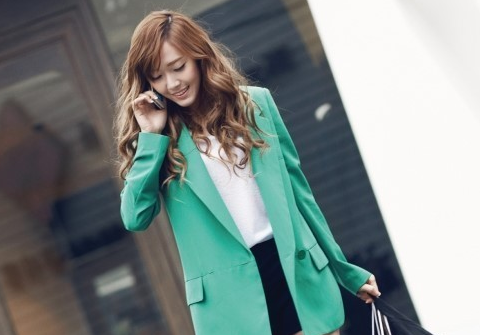 Girls' Generation's Jessica Likes Being Called the Ice Princess?!