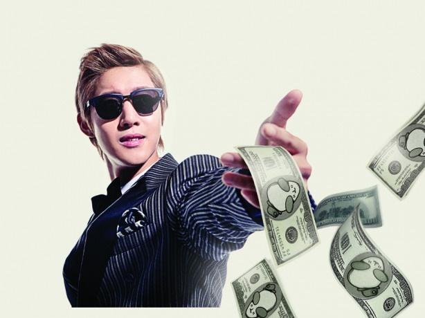 "Kim Hyun Joong Reveals Full MV of ""Lucky Guy"""