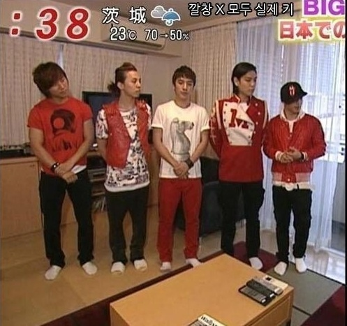 Big Bang's Real Height Questioned Again