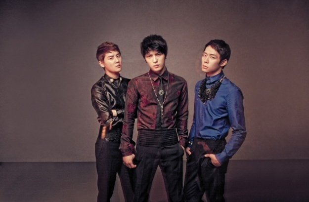 JYJ Becomes First Idol Group to Endorse a Pharmaceutical Brand