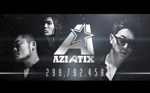 "Aziatix Releases Teaser for Upcoming Single ""299.792.458"""